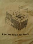 連続再生装置シャツ